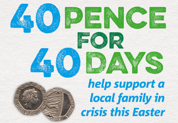 FoodbankLent40For40x600