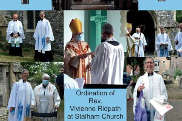vivienne ridpath ordination 75