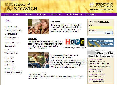 NorwichDioceseWebsite