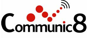 Communic8Logo