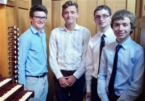 Norwich Organists 1