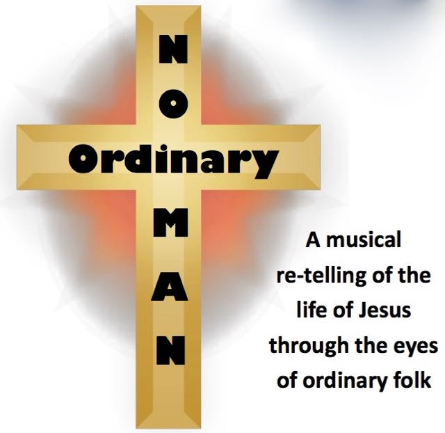 NEW flier No Ordinary Man 1