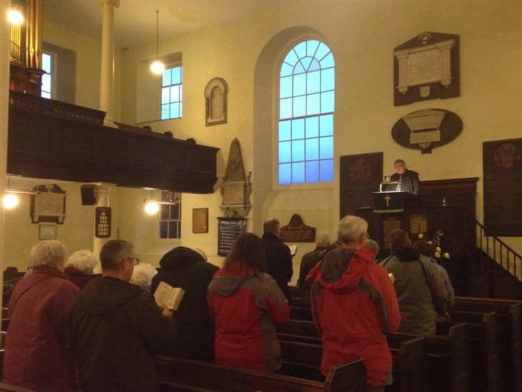 Old Meeting House sing