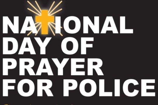 Police Day of Prayer
