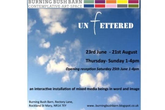 Network Norfolk : New exhibition at Norfolk's Christian art