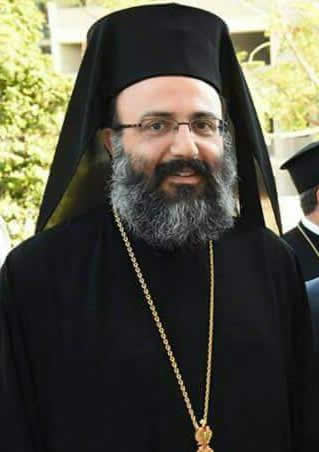 orthodox bishop Silouan AT