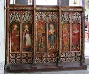 Barton Turf rood screen 300AT