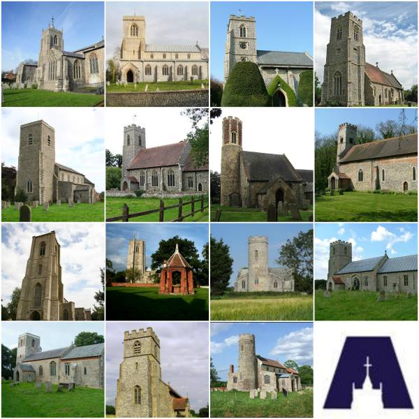 Aylsham Team Churches 600CF