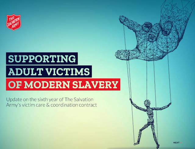 Network Norfolk Report Reveals Growth In Modern Slavery