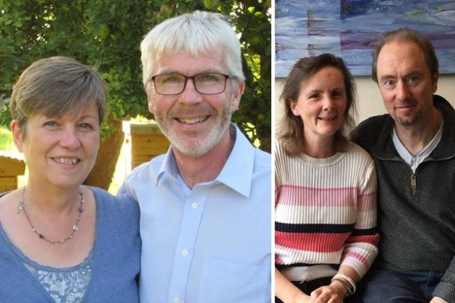 Network norwich and norfolk new team for quiet waters for Quiet waters retreat