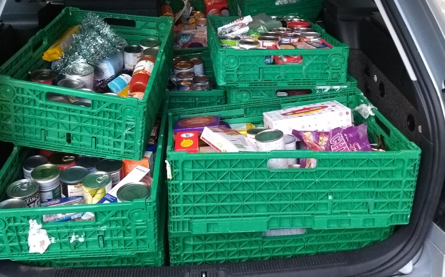Network Norfolk Incredible Response To Norwich Foodbank Appeal