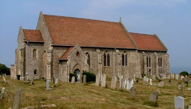 All Saints Mundesley 640AT