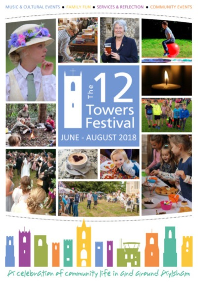 Aylsham 12 towers 2018 brochur