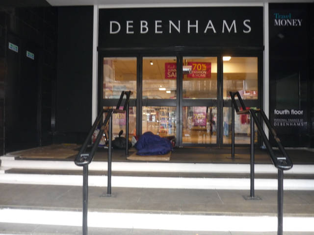 Rough SleeperDebenhams640