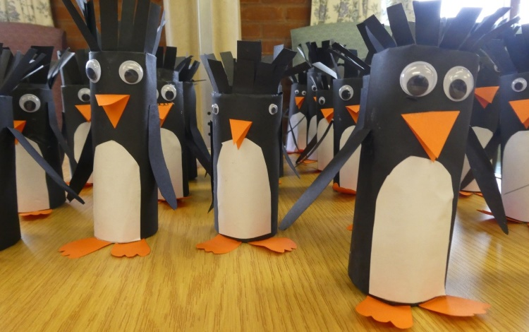 Acle holiday club penguins 750