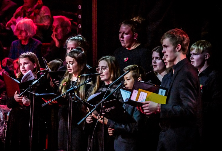 gorleston youth choir 750AT