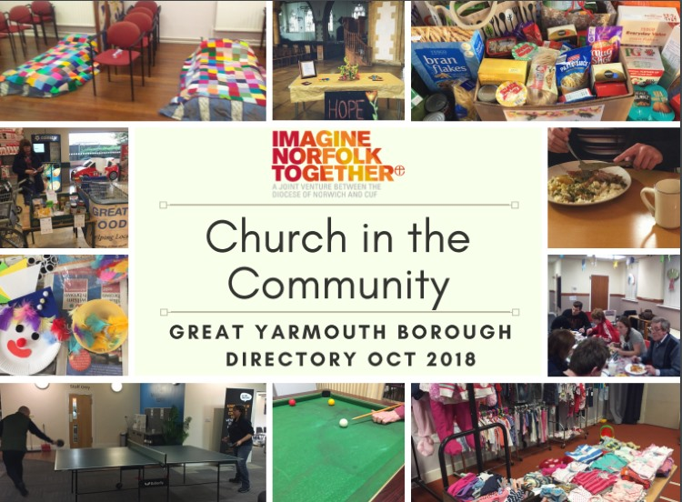 Yarmouth churches directory 75