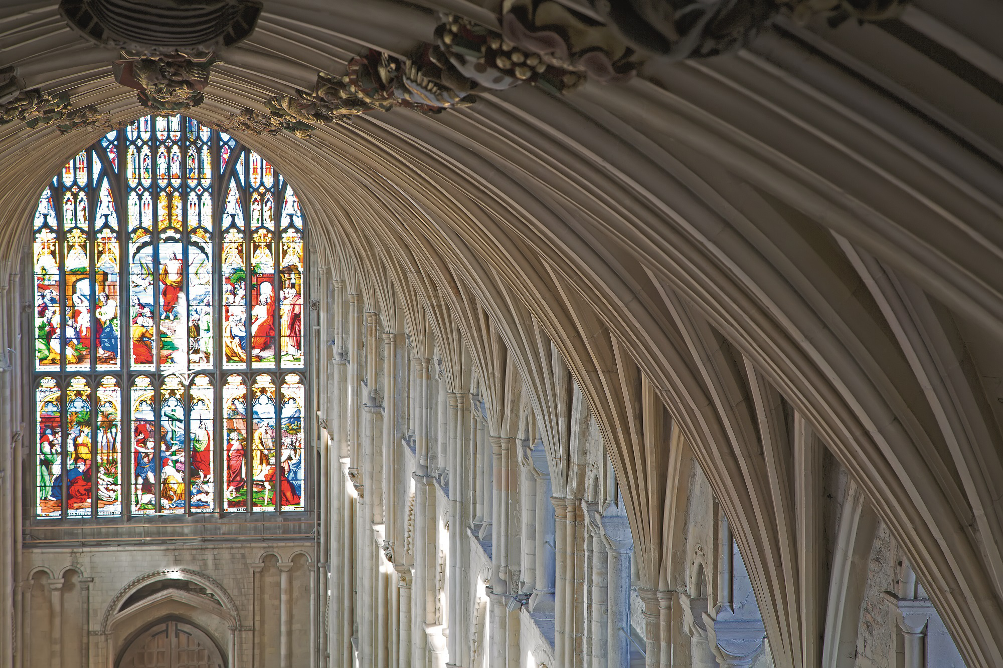 Norwich Cathedral West Window
