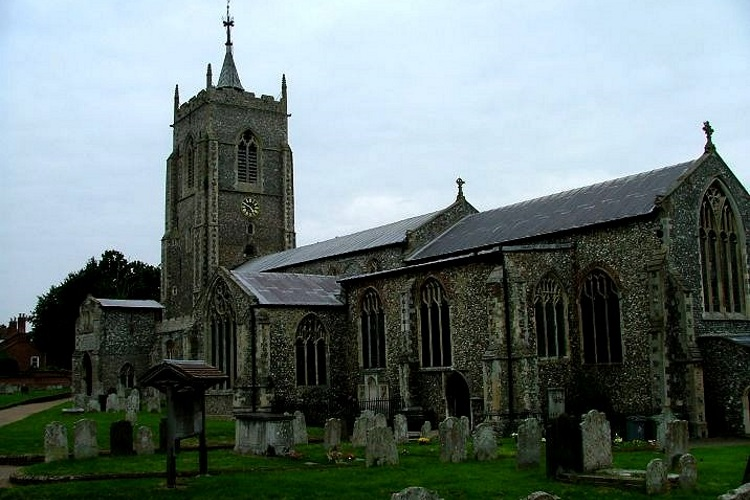 Aylsham Church 750AT