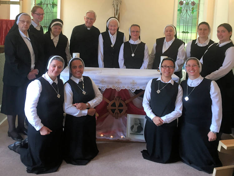 DaughtersDivineCharityTrioVows