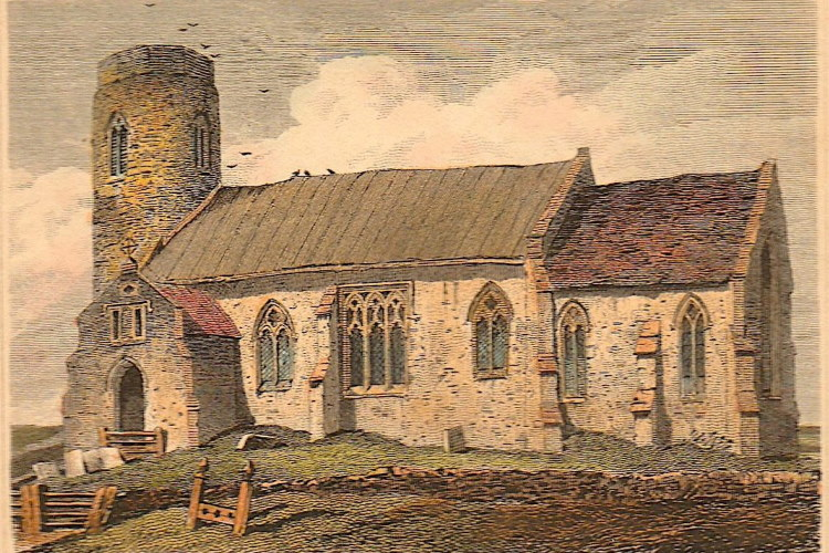 gresham church 1818 AT